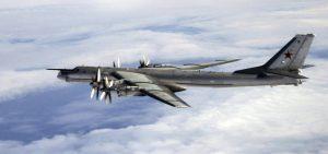 Tupolev TU-95 Bear. Flyvere.dk - fly, flyvning og flyvere