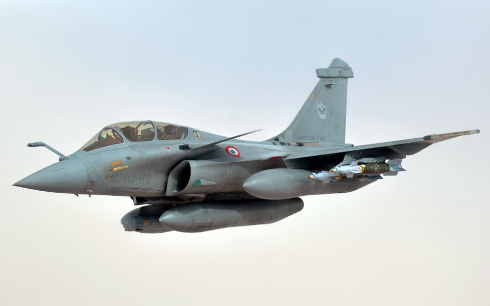 Dassault Rafale - flyvere.dk