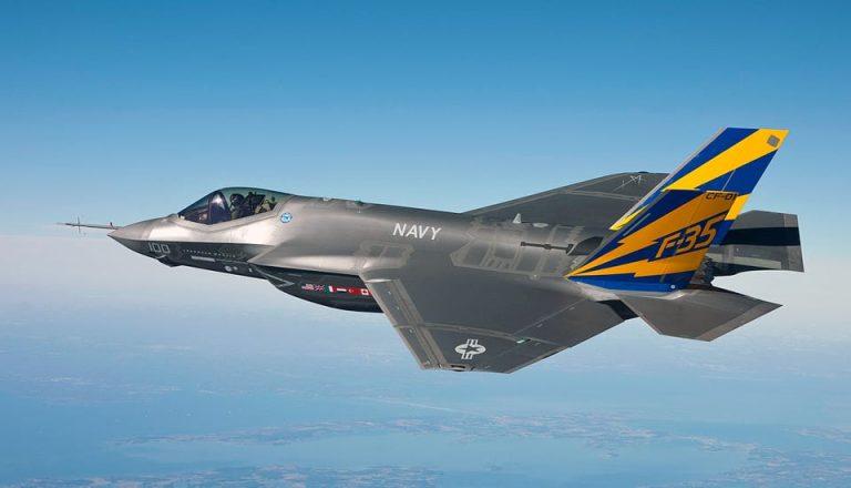 Danmark vælger Lockheed Martin F-35 Lightning II JSF - flyvere.dk