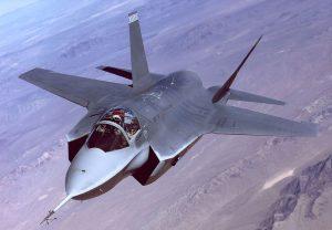 Lockheed Martin X-35 - flyvere.dk