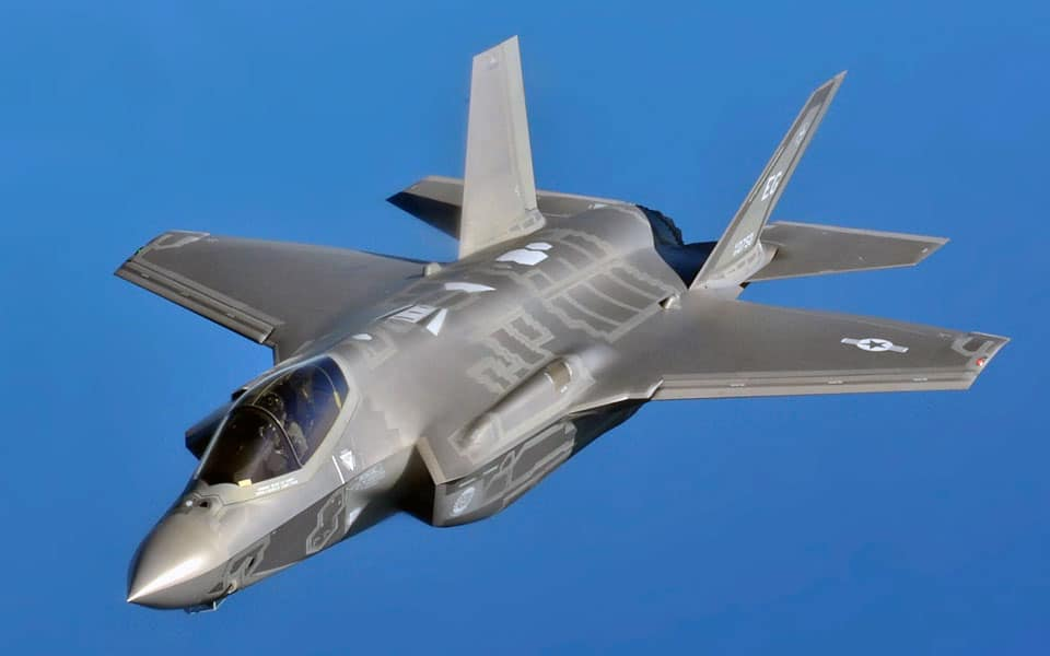 Lockheed Martin F-35 Lightning II JSF - flyvere.dk