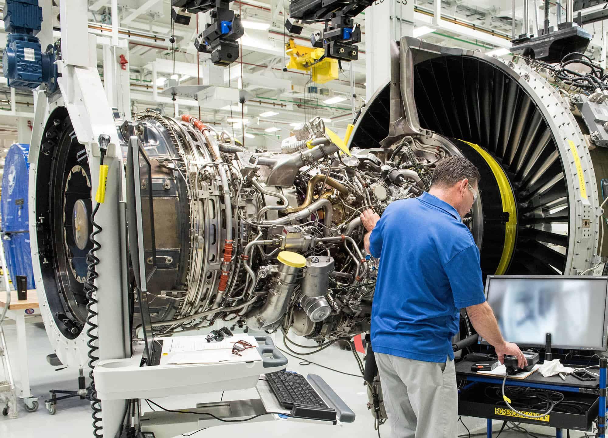 Pratt & Whitney PW1000G - flyvere.dk