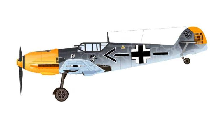 Tysk fly fra 2. verdenskrig fundet i Nordjylland. flyvere.dk