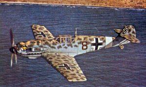 Messerschmitt Bf 109 - flyvere.dk