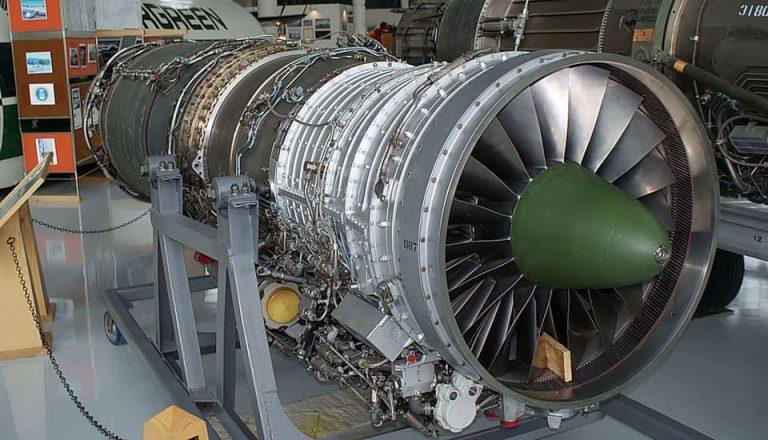Pratt & Whitney JT3D er en turbofan jet motor udviklet i USA i 1958