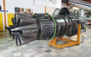 Rolls-Royce Conway er verdens første by-pass turbofan jet motor