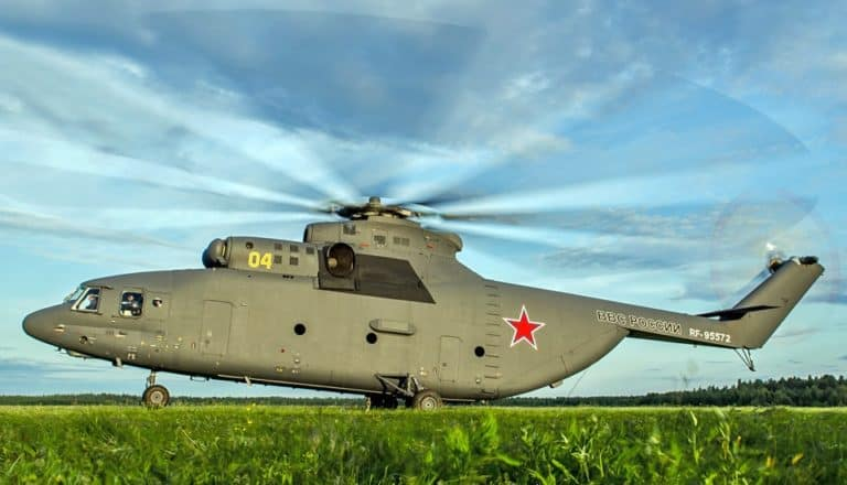 MIL Mi-26 - flyvere.dk