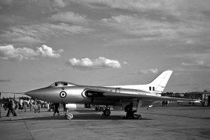 Vulcan - Avro 707A - flyvere.dk