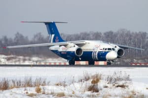 Antonov An-148-100E - flyvere.dk