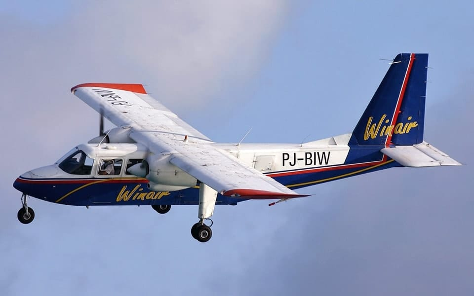 Britten-Norman BN-2 - flyvere.dk