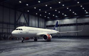 SAS bestiller 5o nye Airbus A320neo - flyvere.dk