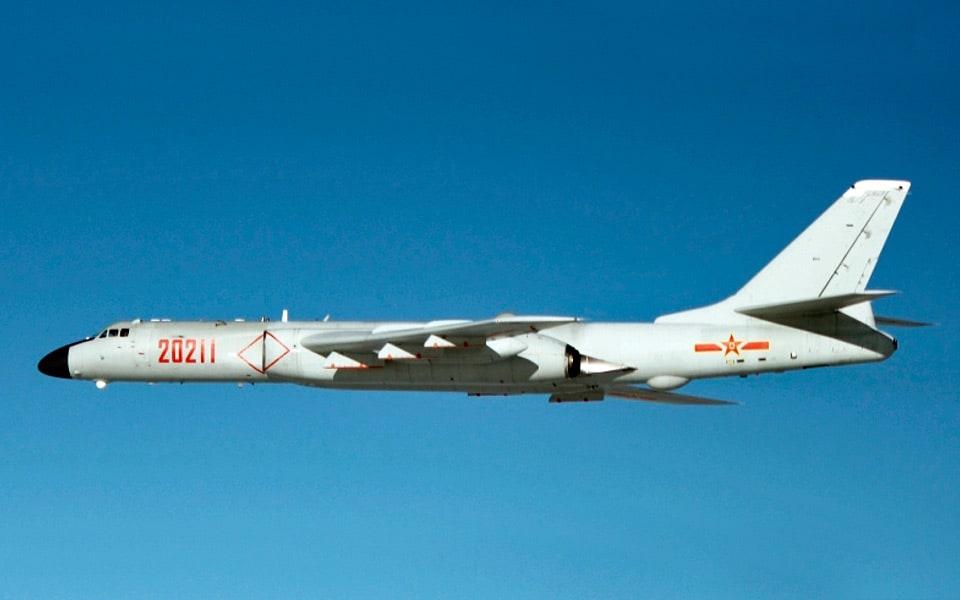 Xian H-6K - flyvere.dk