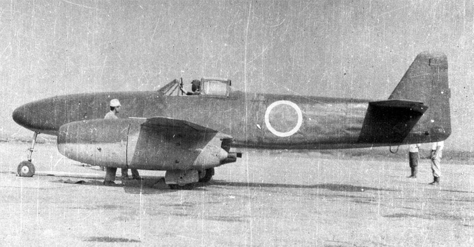 Nakajima Kikka. flyvere.dk