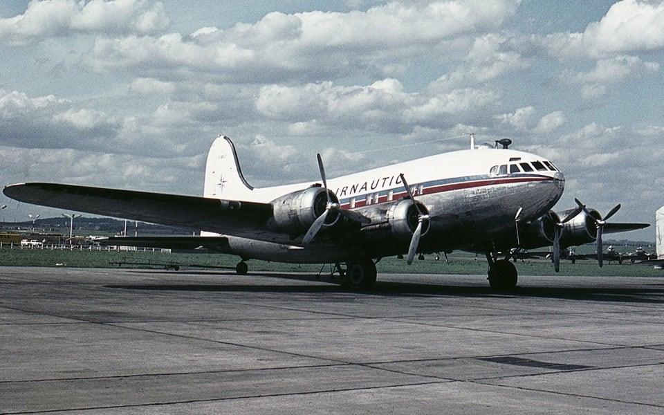 Boeing 307 Stratoliner - flyvere.dk
