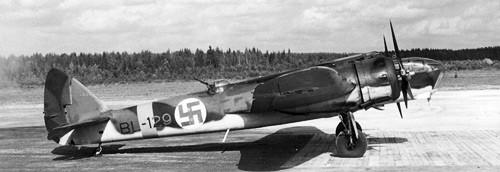 Det finske flyvevåben - flyvere.dk