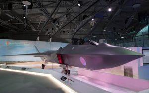Storbritannien præsenterer nyt kampfly på Farnborough 2018 - flyvere.dk