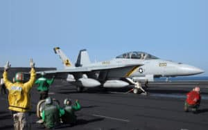 F/A-18E/F Super Hornet - flyvere.dk