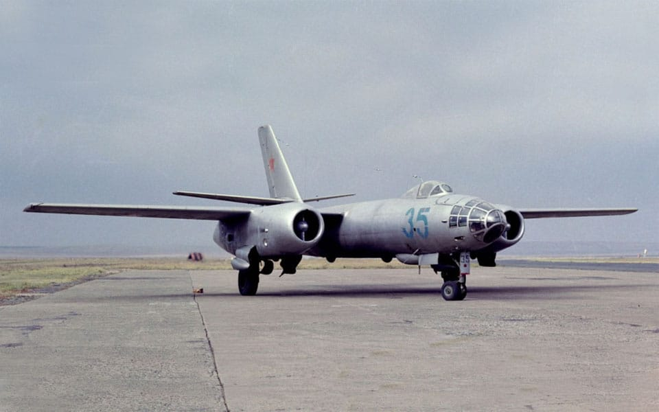 Ilyushin Il-28 Beagle - flyvere.dk