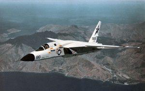 North American A-5 Vigilante - flyvere.dk