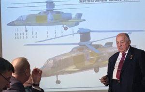 Billeder af ny Kamov kamphelikopter afsløret - flyvere.dk