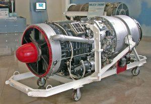 Rolls-Royce Avon turbojet - flyvere.dk