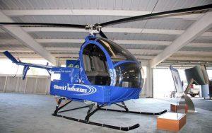Sikorsky Firefly - elektrisk helikopter. Flyvere.dk