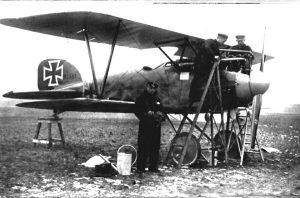 Albatros D.III - flyvere.dk