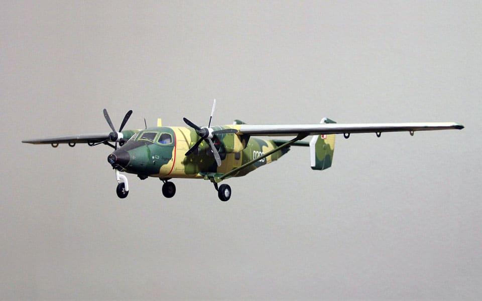 PZL M28 Skytruck - flyvere.dk