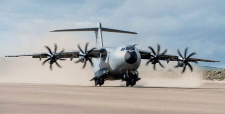 Airbus A400M - flyvere.dk