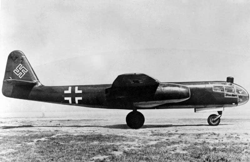 Arado Ar 234 - flyvere.dk