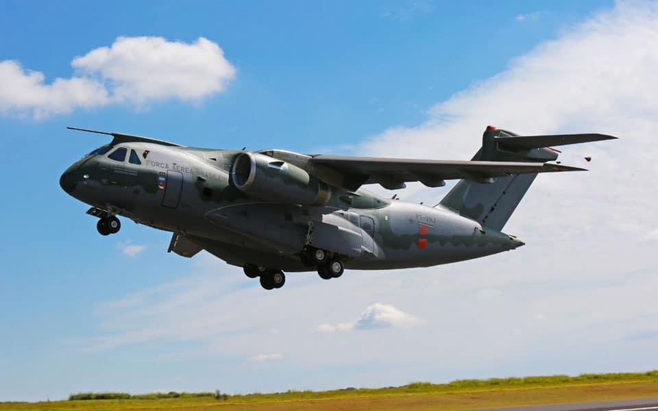 Embraer KC-390 - flyvere.dk