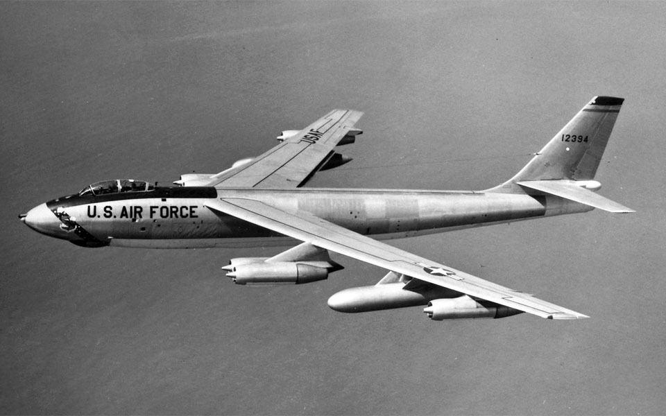 Boeing B-47 Stratojet - flyvere.dk