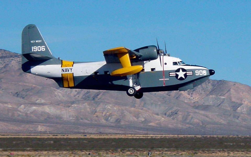 Grumman HU-16 Albatross - flyvere.dk