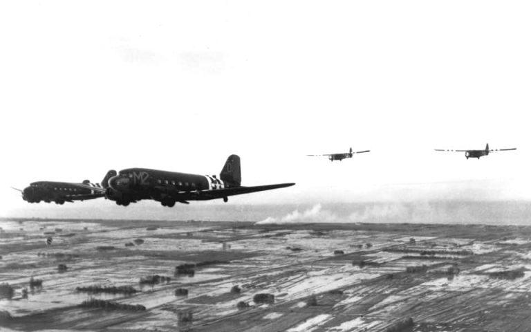 75 året for D-dag i Normandiet - flyvere.dk