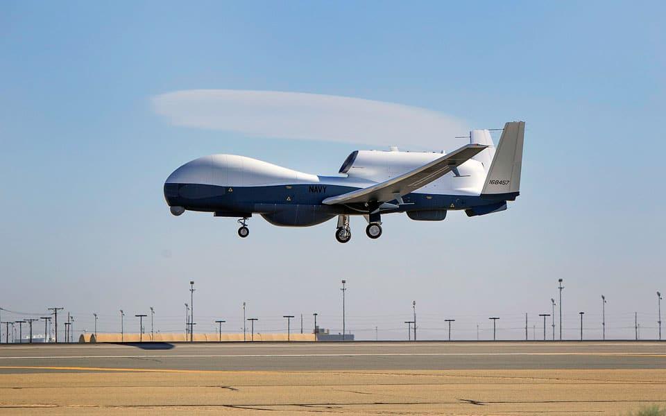 Northrop Grumman MQ-4C Triton - flyvere.dk