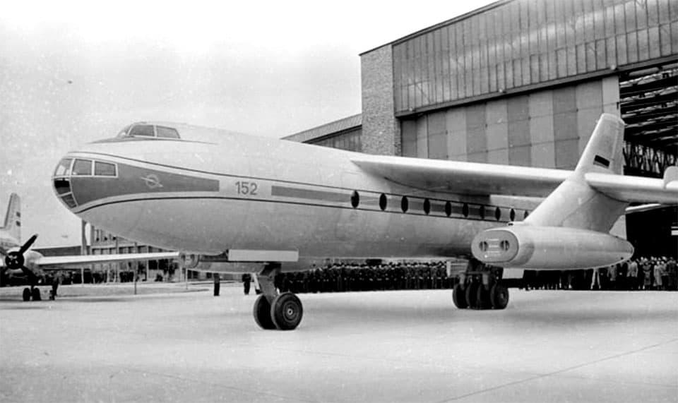 Baade 152 - flyvere.dk