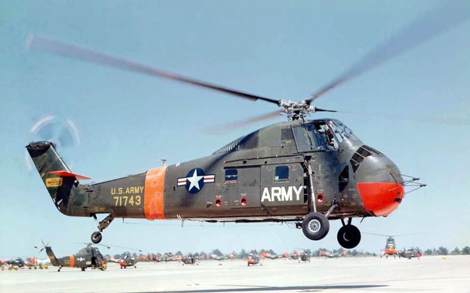 Sikorsky S-58 - flyvere.dk
