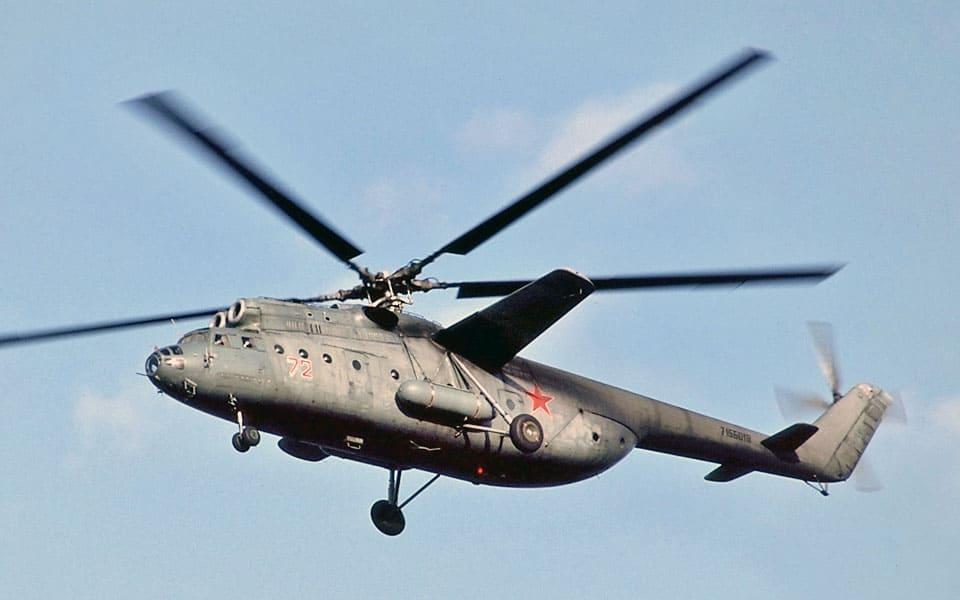 Mil Mi-6 - flyvere.dk