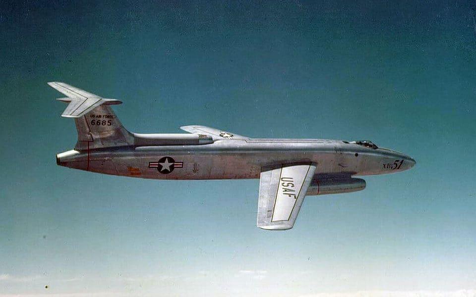 Martin XB-51 - flyvere.dk