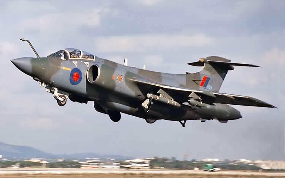 Blackburn Buccaneer - flyvere.dk
