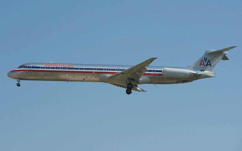 McDonnell Douglas MD-80 - flyvere.dk