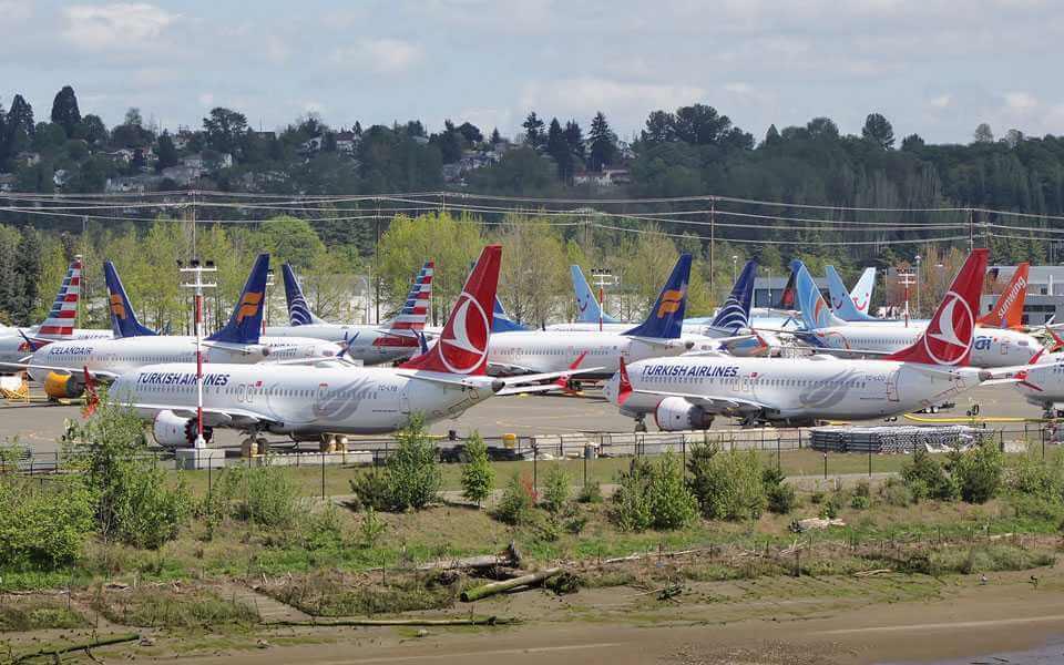 Boeing 737 Max flyveforbud - flyvere.dk