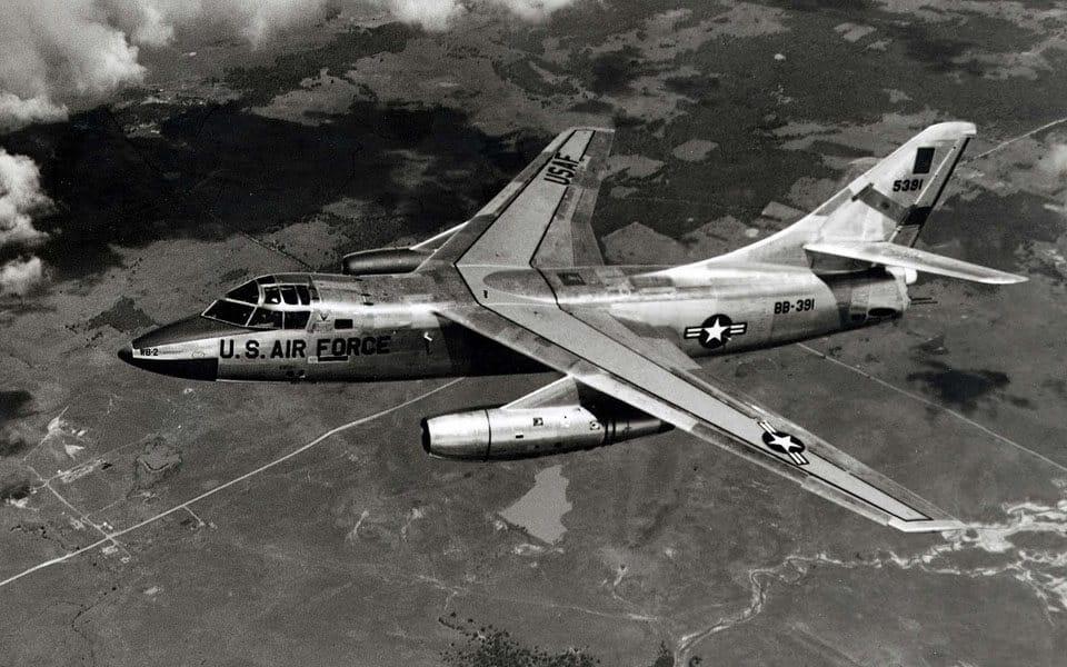 Douglas B-66 Destroyer - flyvere.dk