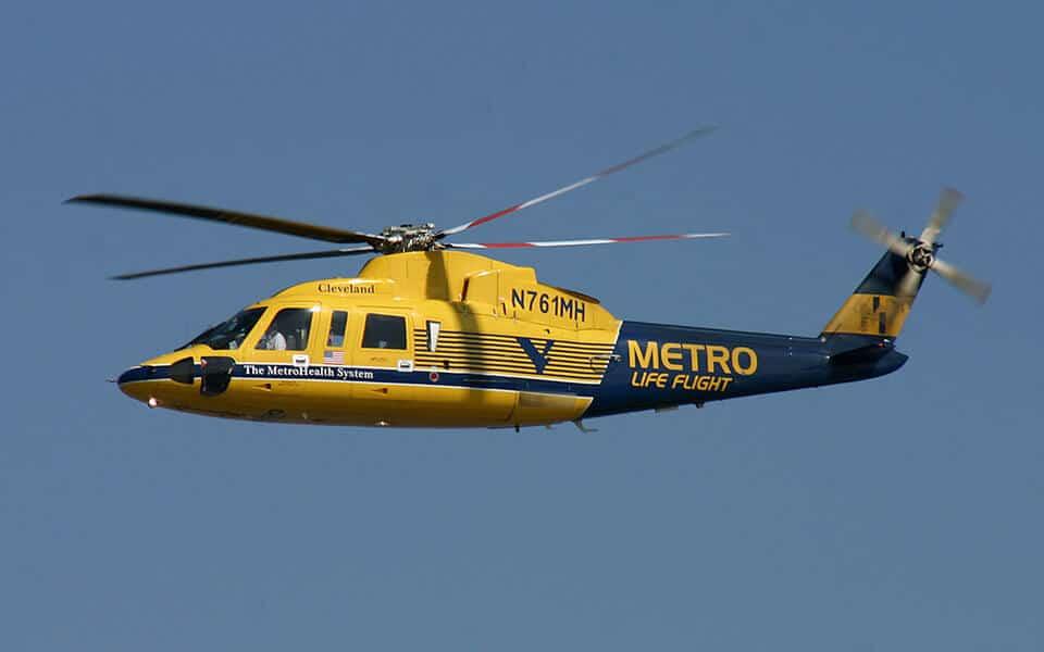 Sikorsky S-76 - flyvere.dk