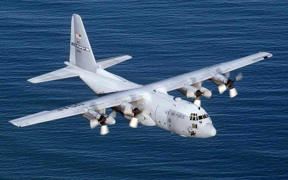 Lockheed C-130 Hercules - flyvere.dk