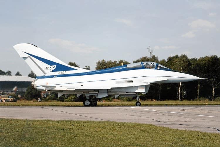 Turbo-Union RB199 på BA EAP - flyvere.dk