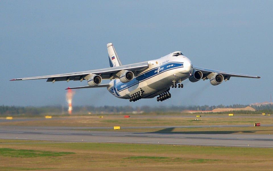Antonov An-124 Ruslan - flyvere.dk