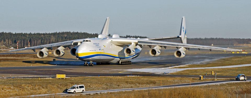 Antonov An-225 Mriya - flyvere.dk