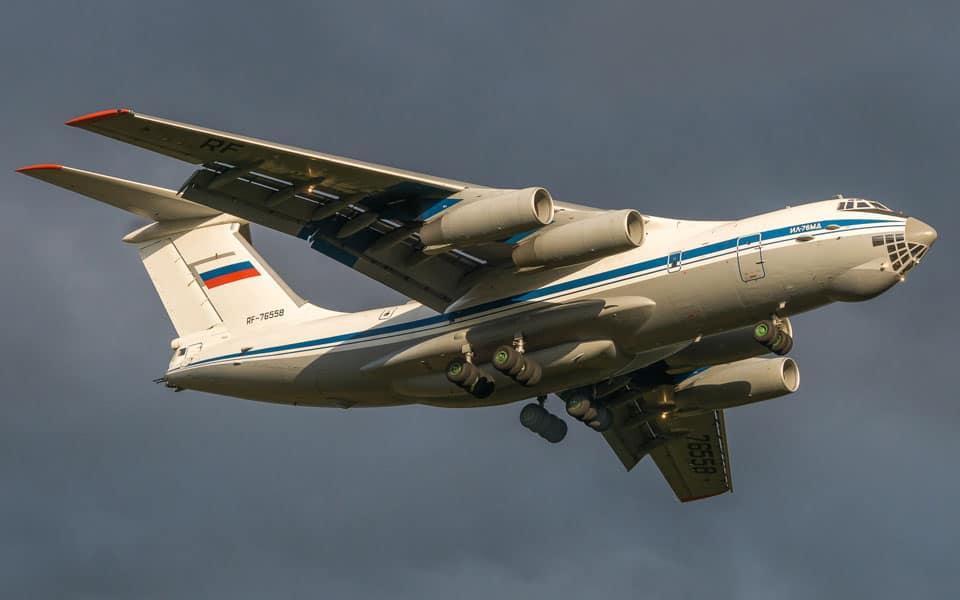 Ilyushin Il-76 - flyvere.dk