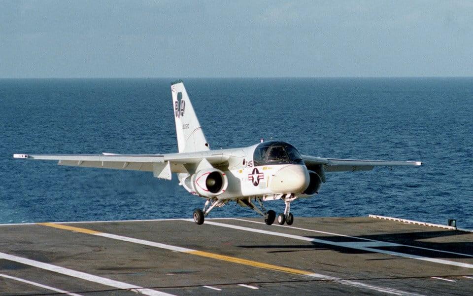Lockheed S-3 Viking - flyvere.dk